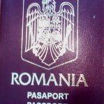 pasaport biometric romanesc