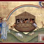 Ca in zilele lui Noe, asa va fi si venirea Fiului Omului