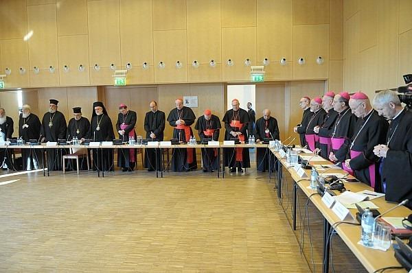 rugaciune in comun, contrar canoanelor ortodoxe