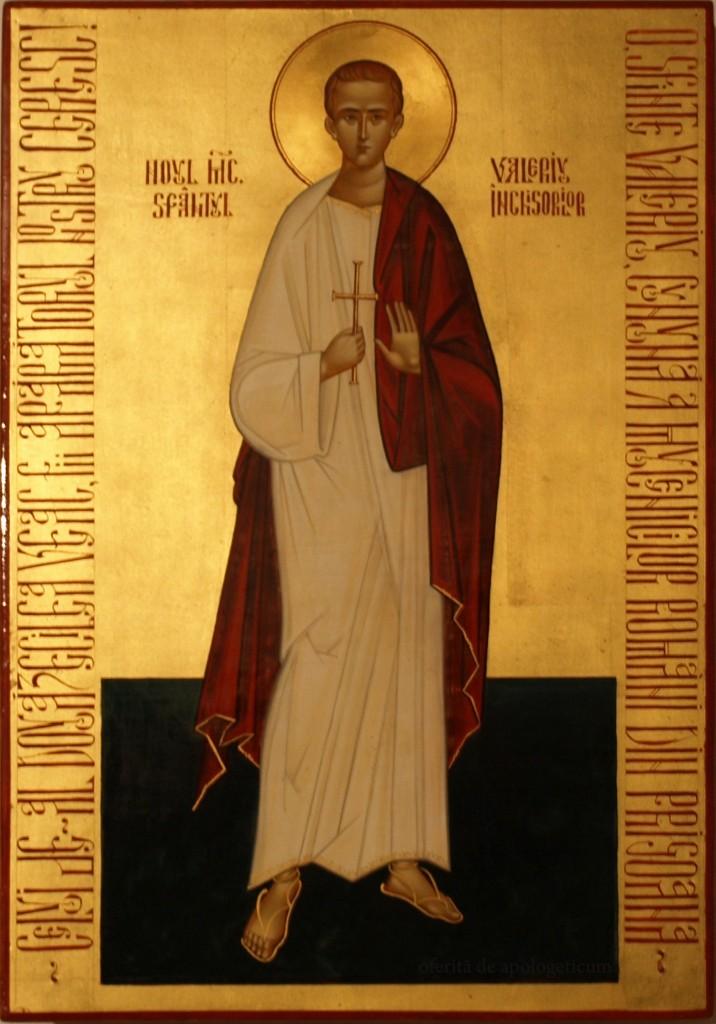 Sf. Mc. Valeriu Gafencu