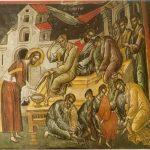 Denia celor 12 Evanghelii – Aratarea suferintelor Mantuitorului
