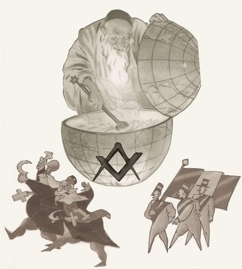 caricatura-masoni-biserica