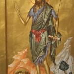 icoana oferita de mitr. Teofan Parintelui Justin