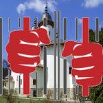 DICTATURĂ la Mănăstirea Văratec: Peste 50 de maici au fost sancţionate pentru că au refuzat cardul de sănătate cu cip!