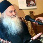 Parintele Justin despre canonizarea mucenicului Valeriu Gafencu: Sfintii nu au hotare! Ca-l canonizeaza rusul sau sarbul pentru mine e bun… Ca el nu e rus, e ROMAN!