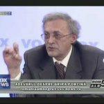 Dr. Vasile Astarastoae si senatorul Iulian Urban despre manipularea in cazul vaccinarii cu CANTGRIP