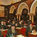 Parintele staret Melchisedec : Sa ne rugam pentru sfantul Sinod, pentru hotararea cea dupa Dumnezeu