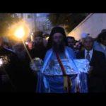 Procesiunea cu icoana Adormirii Maicii Domnului de la Ierusalim. 2012