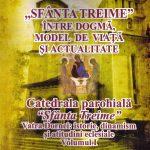 O noua carte a Parintelui Mihai Valica: Sfanta Treime intre dogma, model de viata si actualitate
