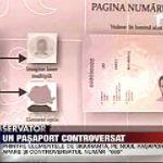 A avut loc eliberarea primelor pasapoarte biometrice