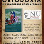Slujitorii minciunii boicoteaza conferintele lui Danion Vasile