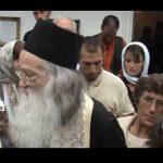 Părintele Justin Pârvu: Un trup, un suflet, un hotar! Apologeticum vă urează: La mulți ani pe Calea Mântuirii!