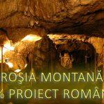 """Tara are nevoie de aur"", dar nu sa-l ia jidovii de la Rosia Montana Gold Corporation. Solutia este o companie 100% romaneasca la care sa fie actionari cetateni romani"