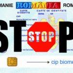 Cartile electronice de identitate – 30 de milioane de euro aruncati aiurea