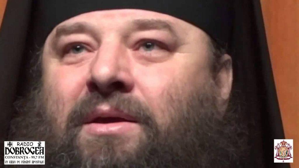 Conferința de la Constanța a PS Longhin Jar, episcopul român de la Mănăstirea Bănceni, din Bucovina