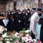 Cuvântul Părintelui Ioan Șișmanian la mormântul Părintelui Justin