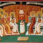 Hotararea dogmatica a Sinodului 7 Ecumenic. Afurisenie pentru cei ce nu cinstesc Icoanele