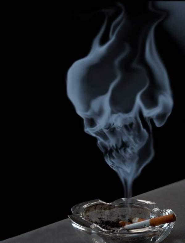 tutunul provoacă scăderea în greutate