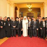 Hora mare a RABINILOR duplex Ierusalim-Bucuresti prin preafericite binecuvantari si prezidentiale finantari