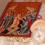 Sfântul Ioan Gură de Aur arată adevărul Învierii Domnului Hristos dovedit de însuşi duşmanii şi potrivnicii de atunci: arhiereii iudaici şi fariseii. De luat aminte de potrivnicii rabini de astăzi, dar şi de presa jidovită din România