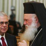 Arhiepiscopul Ieronim al Greciei condamna UE si FMI pentru masurile antiumane impuse poporului grec