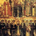 Duminica Ortodoxiei – Sarbatoarea biruintei dreptei credinte asupra iconoclasmului. SINODICON-ul Ortodoxiei