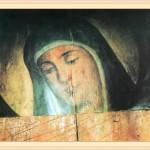 Parintele Arsenie Papacioc – fotografii cu trupul sfintiei sale depus in biserica noua a Manastirii Sf. Maria din Techirghiol