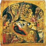 Semnificatia icoanei Nasterii Domnului