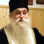 Parintele Arsenie Papacioc: Sunt bucuros ca am fost legionar inainte
