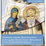 Pelerinaj la Sfanta Cuvioasa Parascheva si la Sf. Maxim Marturisitorul. Iasul este in sarbatoare