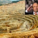 Basescu se alatura zombiilor lui Soros: Proiectul Rosia Montana trebuie facut. Ce-a mai ramas de distrus in Romania?