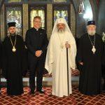 ss Daniel – fidela slugă a CMB. Secretarul General al CMB în vizită la Patriarhia Română