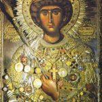Sfantul Ioan Gura de Aur – Cuvant la Sfantul Mare Mucenic Gheorghe