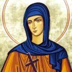 Sfanta Teodora de la Sihla – prima sfanta romanca recunoscuta oficial