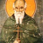 Sfantul Atanasie Athonitul – Minunea izvorului creat de Maica Domnului