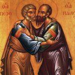 Praznicul Sfinţilor Apostoli Petru şi Pavel. Sf. Teofan Zăvorâtul: să nu prăznuim în deşert, ci prin prăznuire să învăţăm cum să trăim creştineşte, iubind