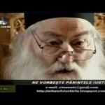 VIDEO: Parintele Justin Parvu – Despre viata vesnica si indumnezeire