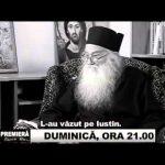 VIDEO-promo: Duminică 23 iunie, ora 21, emisiunea În premieră închinată Părintelui Justin
