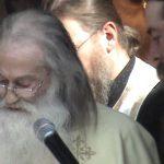 Cuvântul Părintelui Justin Pârvu la acordarea titlului de Arhimandrit