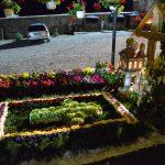 Mormântul Părintelui Justin a fost împodobit cu o nouă haină de flori