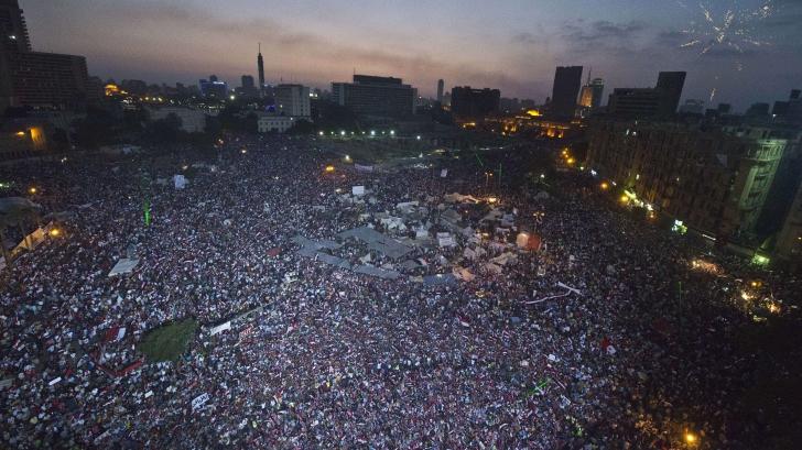 revolutie in egipt