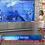 Raed Arafat: Românii pot deveni donatori de organe printr-un act notarial