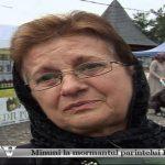 VIDEO: Minuni la mormântul Sfântului Părinte Justin Pârvu