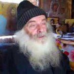 VIDEO: Părintele pustnic Proclu – Cuvinte de folos despre pocăință, moarte (filmare din 2013)