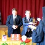 FOTO+VIDEO: Decernarea titlului de cetățean de onoare al orașului Baia Sprie, Părintelui Justin Pârvu – Sfântul de la Petru Vodă