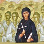 Cuvioasa Parascheva şi Sfânta tinereţe…
