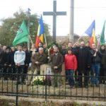 Comemorarea martirilor legionari – Râșnov, 3.11.2013