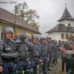 Atac asupra Mănăstirii Bixad. Greco-catolicii fac presiuni cu jandarmii pentru ocuparea lăcașului de cult