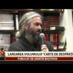 """VIDEO: Mărturie ortodoxă prin poezie – lansarea cărții """"Carte de despărțire"""", a ieromonahului Savatie Baștovoi"""