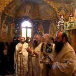 VIDEO: Soborul Maicii Domnului la Mănăstirea Petru Vodă, în vremea fericitului întru pomenire, Sfântul Părinte Justin Pârvu